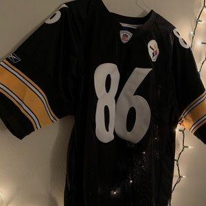 Hines Ward Steelers jersey